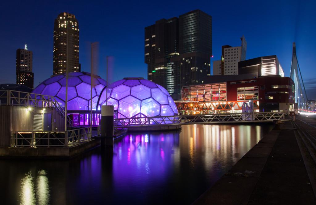 Floating Pavilion - Rotterdam