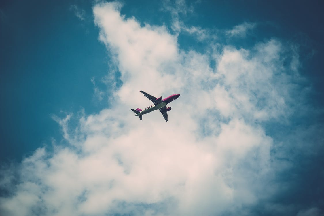 carbon footprint viaggi aerei