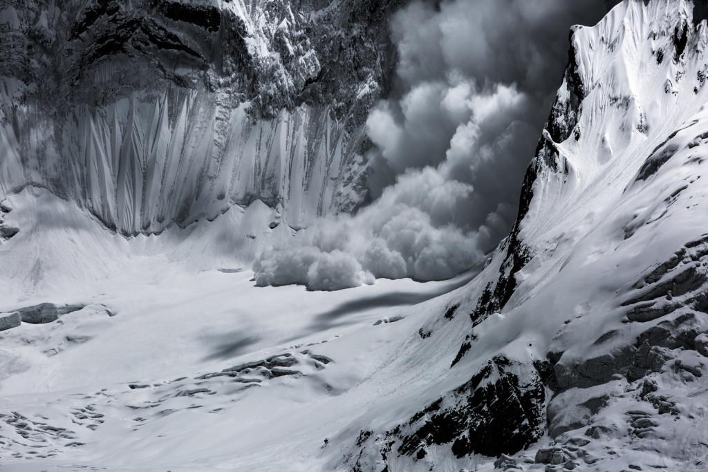 Pakistan. Una valanga sull'Himalaya