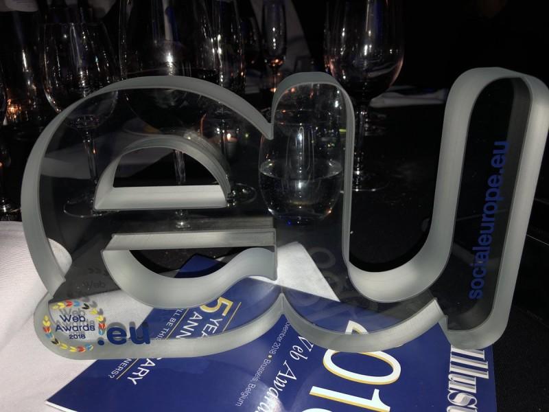 Web Awards 2018 - Primo Premio